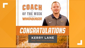 Whataburger Coach of the Week: Kerry Lane