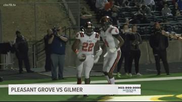 Pleasant Grove vs. Gilmer