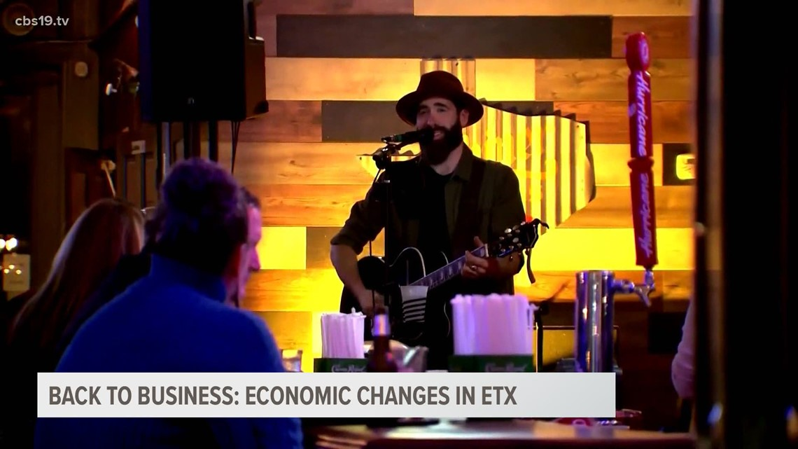BACK TO BUSINESS: Economic changes in East Texas