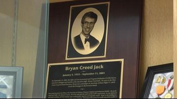 New generation remembers Tyler 9/11 victim Dr. Bryan C. Jack