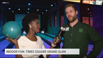 A look inside new Times Square Grand Slam entertainment complex in Tyler