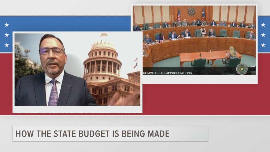 ETX Covered: State Rep. Jay Dean discusses forecasts for the state budget and the impact of federal stimulus funds