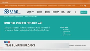 The Morning Loop: Teal Pumpkin Project 5A