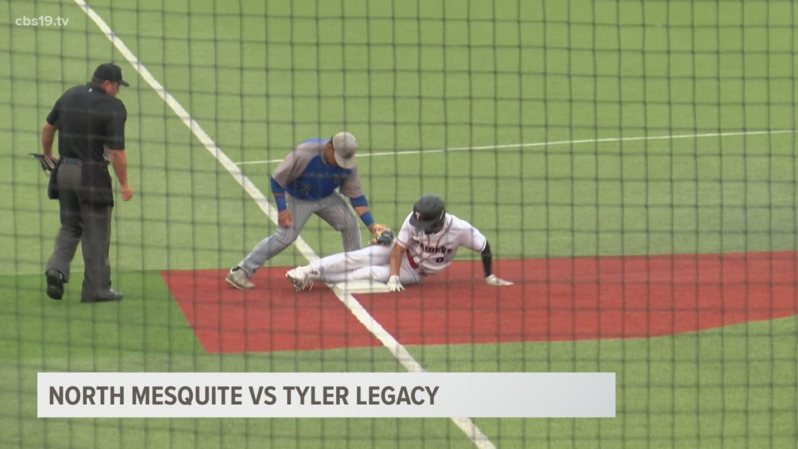 9 run first inning helps Tyler Legacy to bounce back win over North Mesquite