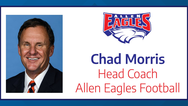 East Texas native Chad Morris named head football coach at Allen ISD