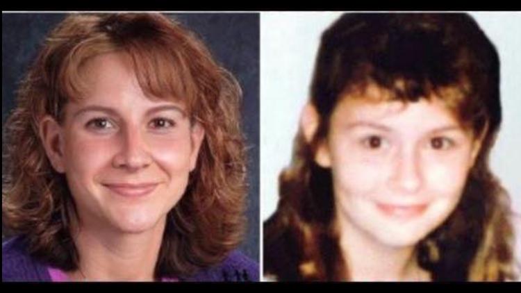Age progression photo of Kimberly Norwood 30 years later