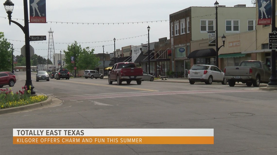 TOTALLY EAST TEXAS: Kilgore's charm on display at new summer events