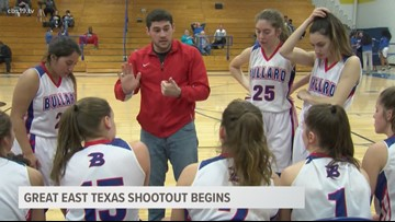 Great East Texas Shootout gets underway