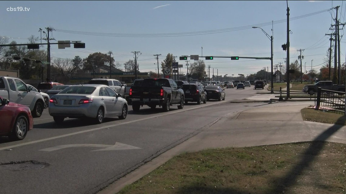 Tired of waiting at red lights? Tyler's new traffic system may change that.