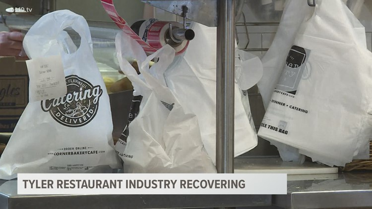 Tyler restaurant industry recovering, looking for workers as COVID-19 restrictions lessen