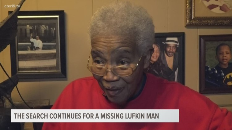 The Search Continues for a Missing Lufkin Man