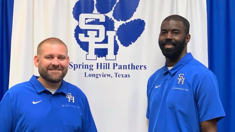 FIRST ON CBS19: Spring Hill names Weston Griffis head football coach, AD; Dee Lewis named assistant AD