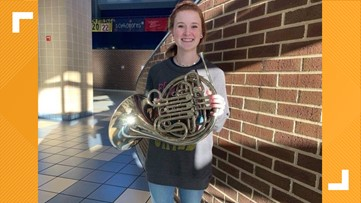 Lindale student selected as Texas All-State Musician