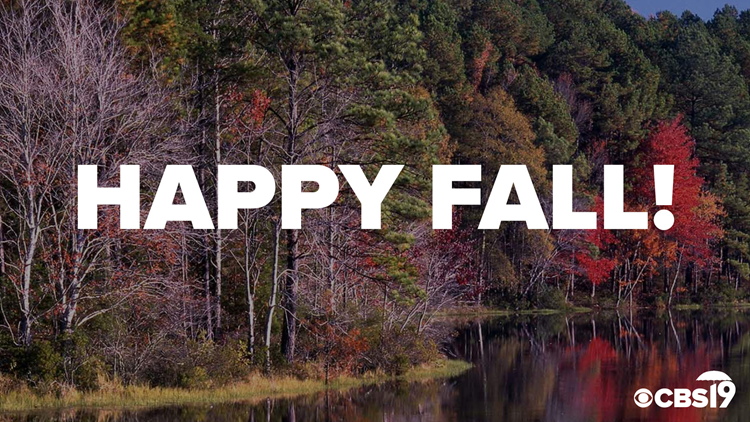 CBS19'S GUIDE TO FALL: From fun facts to recipes — here's everything you need to know about fall