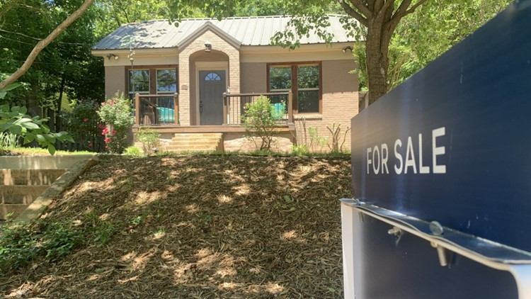 REPORT: Tyler home market booming