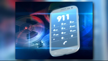 Phone service outage causes problems with landline 9-1-1 calls in Crockett-area