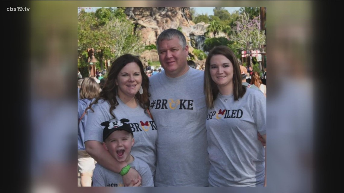 Rusk County Fire Department builds fundraiser to help fire chief battling COVID-19.