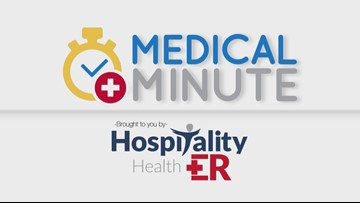 Medical Minute: Campfires