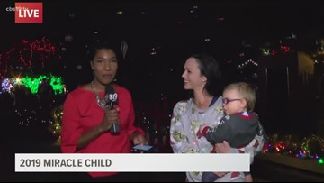2019 Miracle Child Interview Live