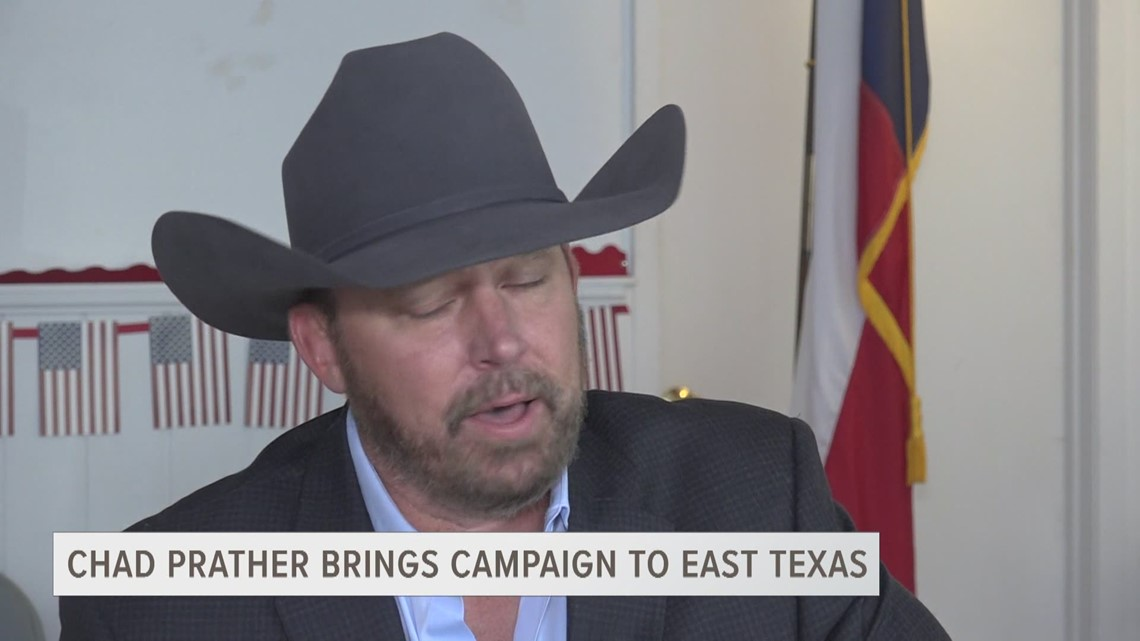 ETX Covered: Chad Prather for Governor, part three