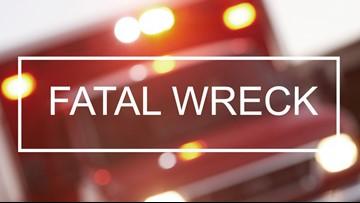 Fatal wreck kills man at the scene