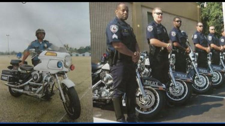 Herbert Hayter - Motorcycle Cop