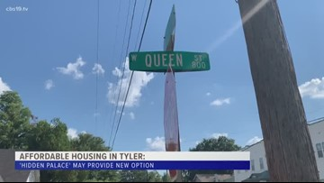 'Hidden Palace' may provide new affordable housing in Tyler