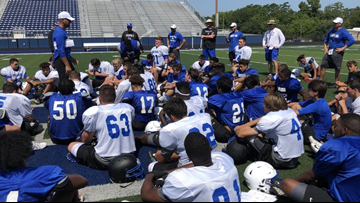 BY THE NUMBERS: Spring Hill Panthers