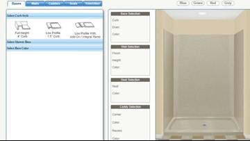 Build Your New Bathroom Online