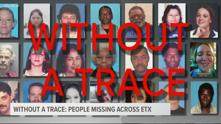 Without a Trace: Dozens of people have gone missing in East Texas with no body, no suspect, and no evidence to be found