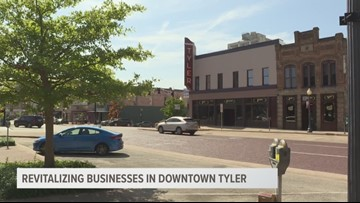 Tyler City Council to consider downtown revitalization grant program