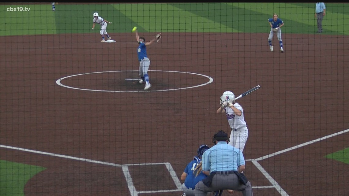 PLAYOFF SOFTBALL: Bullard jumps all over Van Alstyne early, earns 15-0 victory in Game 1.