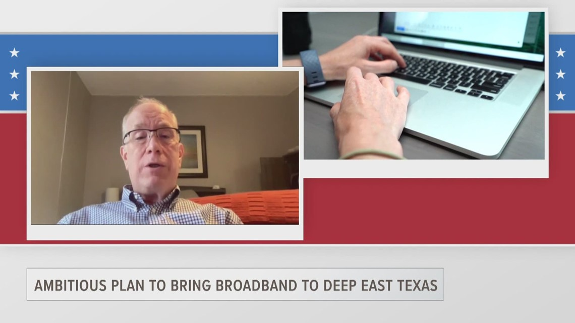 ETX Covered: DETCOG's Lonnie Hunt on the plan to bring broadband access to Deep East Texas, part two
