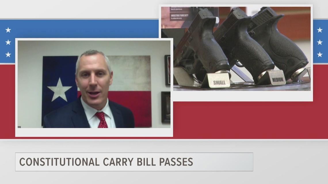 ETX Covered: State Rep. Matt Schaefer on permitless carry