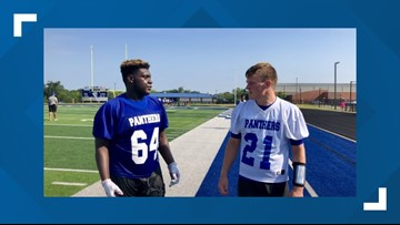 LEADING BY EXAMPLE: Spring Hill team captains