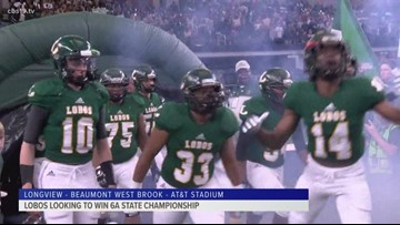 Highlights of Longview's state title win