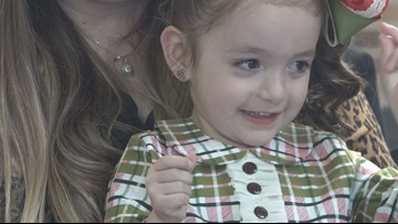 2020 Miracle Child said to light up room with infectious smile