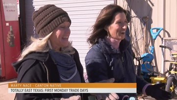 Canton First Monday Trade Days endures, even with online shopping
