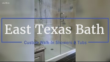 Your Local Pro: Make the switch to a custom walk-in shower