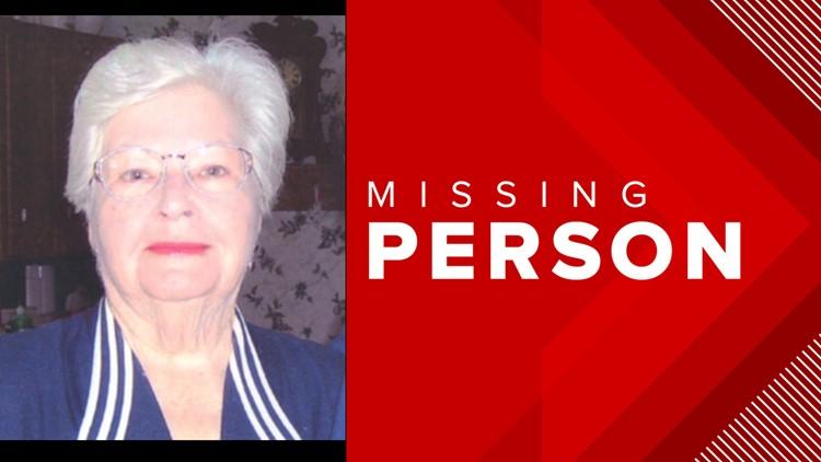 Missing: Shirley Mae Hunt