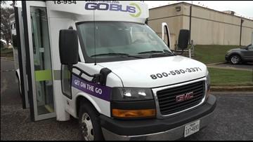 GoBus Transit receives $10,000 grant to help increase free ridership