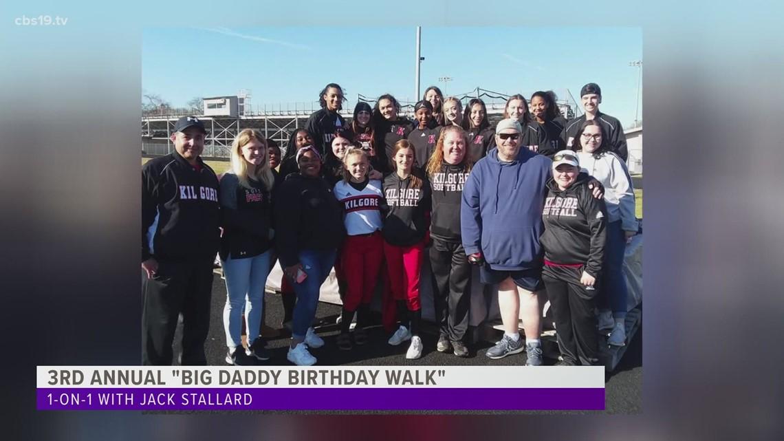 Jack Stallard's Third Annual Birthday Walk