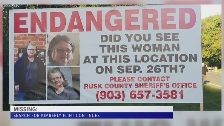 Kimberly Flint still missing more than 170 days after her disappearance