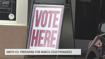 Smith County preparing for March 2020 primaries after rocky November election
