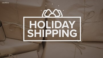 NEED TO KNOW: Holiday shipping deadlines