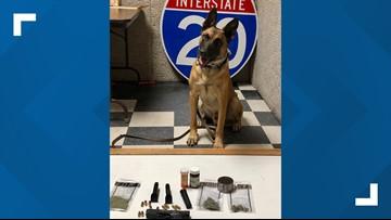 Van Zandt deputies find drugs, loaded gun during traffic stop