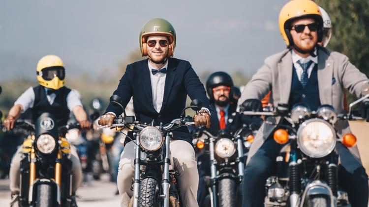 WELLNESS WEDNESDAY: Distinguished Men's Motorcycle Ride to raise funds, awareness for men's health