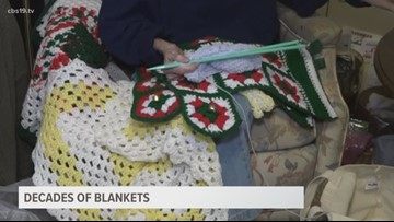 Decades of Blankets