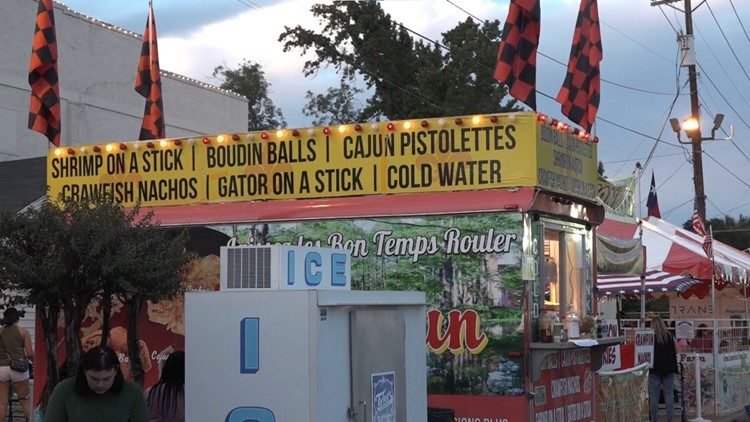 Businesses rebound from the pandemic at the East Texas State Fair
