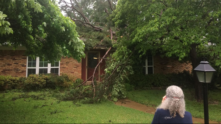 Longview residents still recovering after May storms